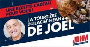 La tourtière de Joël