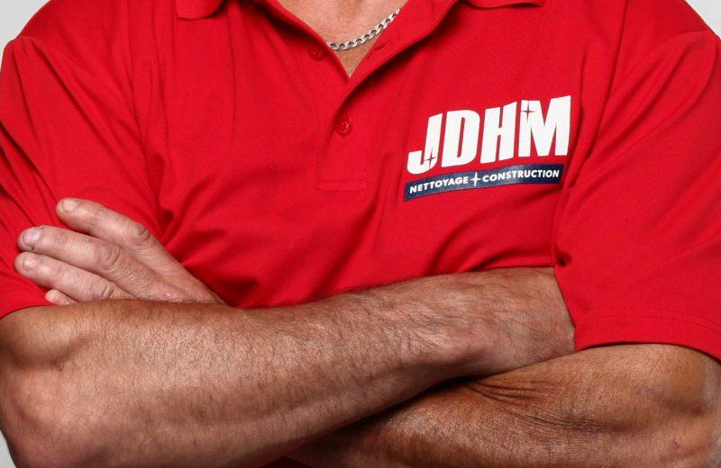 Carrière chez JDHM